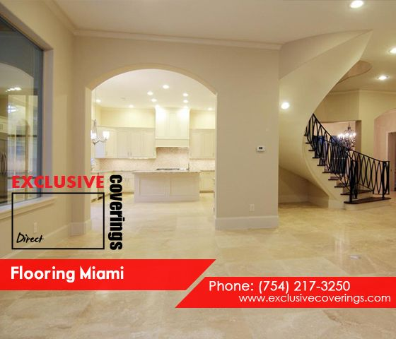 Flooring Miami Is The Best Option To Install Your Floor Flooring Installation Is An Integral Part Of Modern Outdoor Fireplace Travertine Floors Flooring Cost
