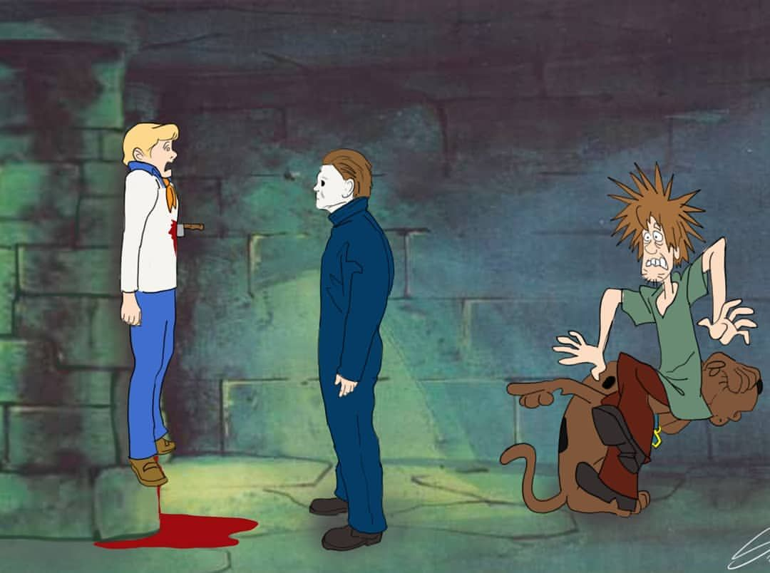 I think we all knew having the Shape guest star on Scooby
