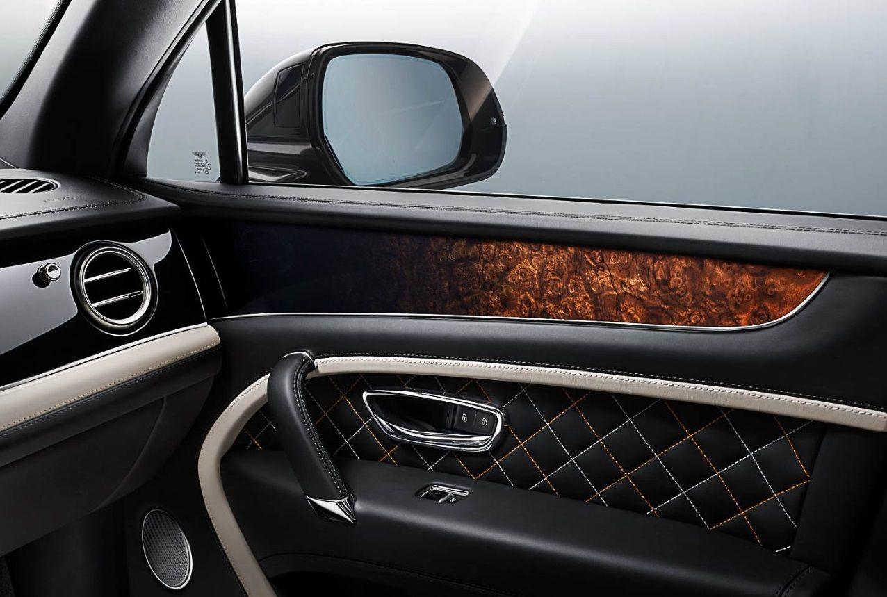 Bentley Bentayga Mulliner, personalizzazione interni #luxurycar #leatherlover #interiordesign #hupholstery