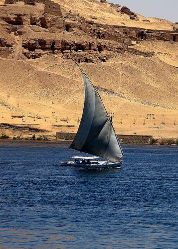 Egipt - Assuan, Nil