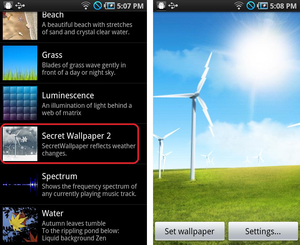 Download Samsung Galaxy S Ii Live Wallpaper Jayceooi Com Weather Wallpaper Live Wallpapers Wallpaper