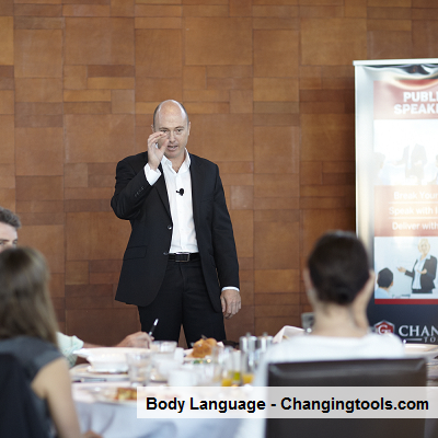 improve your public speaking What to do on the day of your presentation stressed out about your public speaking do you dread the mental discomfort and physical symptoms that rear up on the.