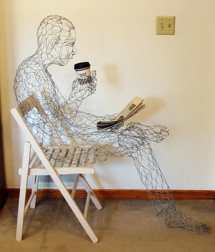 The Coffee Man by Ruth Jensen.jpg (721×845) | Artes Destacables ...