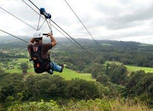 Maui Hawaii Vacations Maui Zip Line It Speaks For Itself Ziplining Maui Activities Zipline Adventure