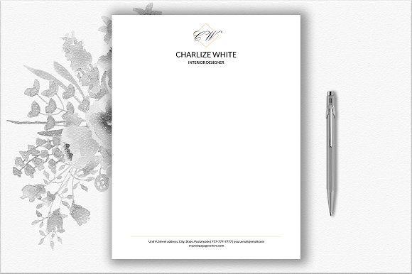 Letterhead Template Design @creativework247 Templates - free printable letterhead templates