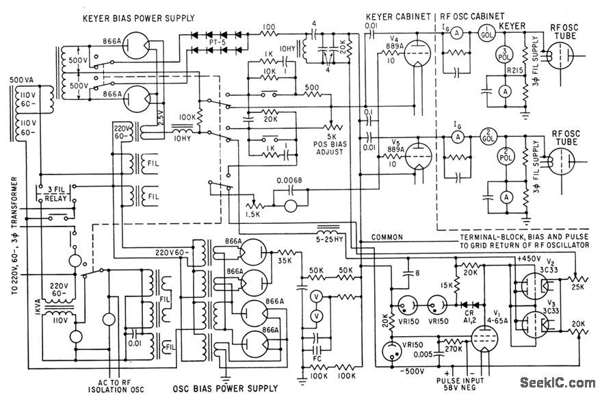 induction heater power oscillator circuit diagram tradeofic com rh pinterest com