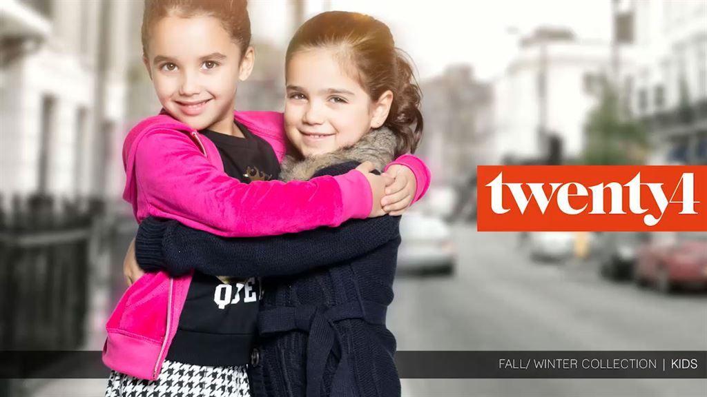 اكتشفوا تشكيلة الأطفال لملابس الخريف الشتاء من وراء الكواليس Winter Collection Collection 2015 Autumn Fashion