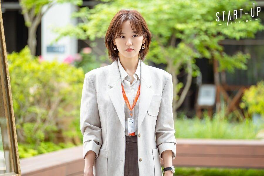 "Kang Han Na Transforms Into Aspiring Career Woman For Upcoming Drama ""Start-Up"""