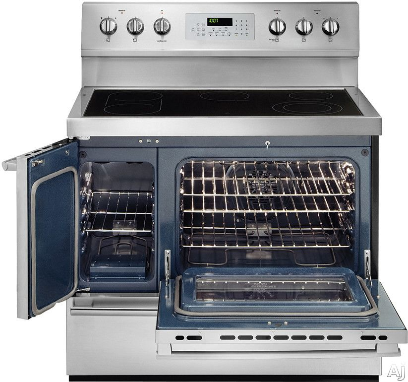 Frigidaire Fpef4085kf 40 Freestanding Electric Range With 6 Radiant