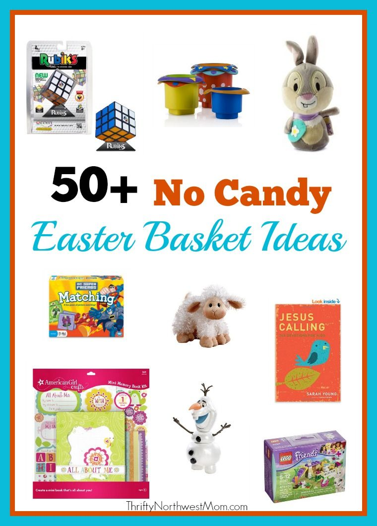 50 non candy easter basket ideas for all ages a well we and ideas 50 non candy easter basket ideas for all ages negle Gallery