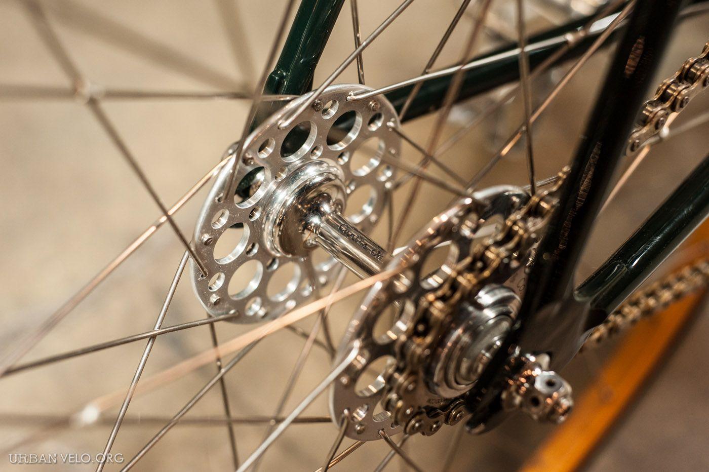 Don Walker Throwback Stayer Bike At Nahbs Bike Walker Throwback