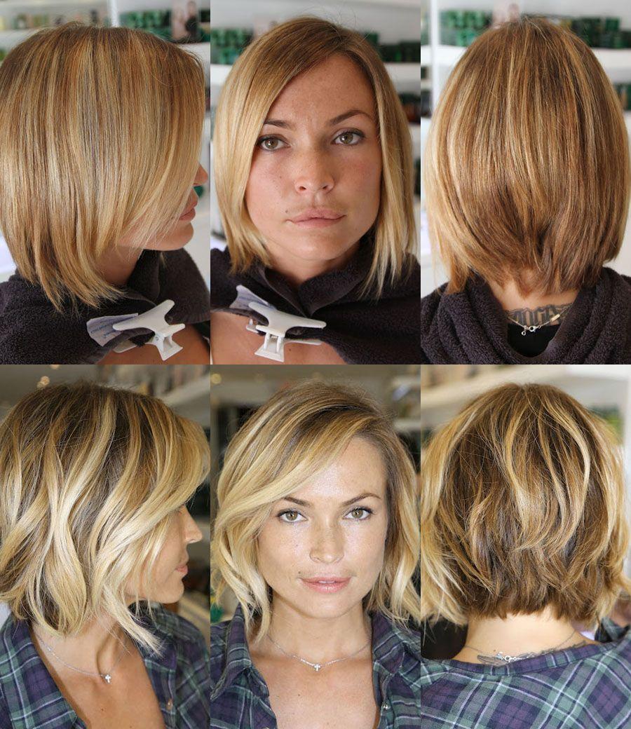 Bob-Frisuren: Star-Looks, Styling & Haarschnitte  Bobs, Sterne