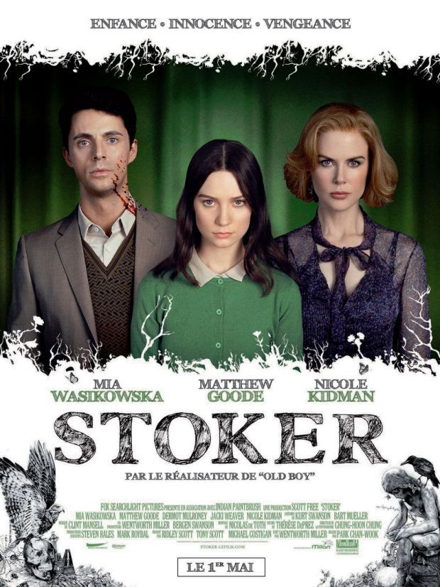 Stoker 2013 - IMDb  Stoker movie Nicole kidman Film movie
