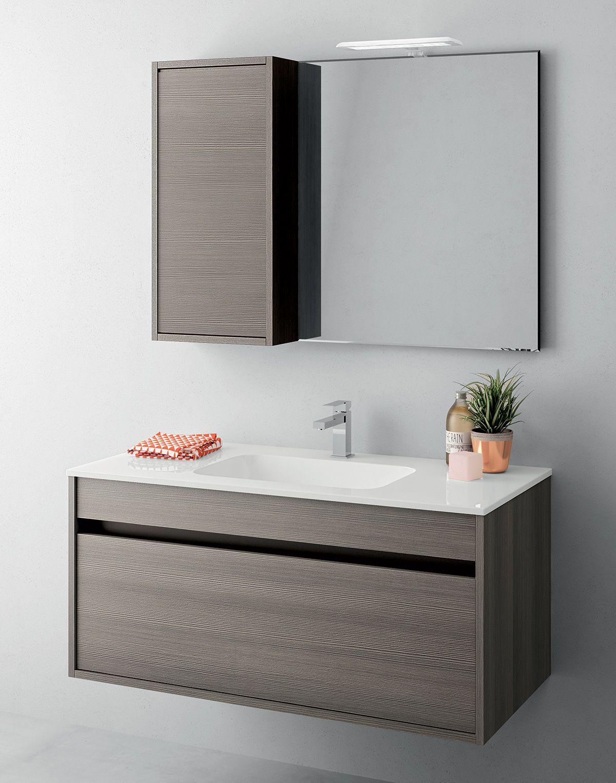 Modern Bathroom Cabinet With Integrated Wash Basin Modern