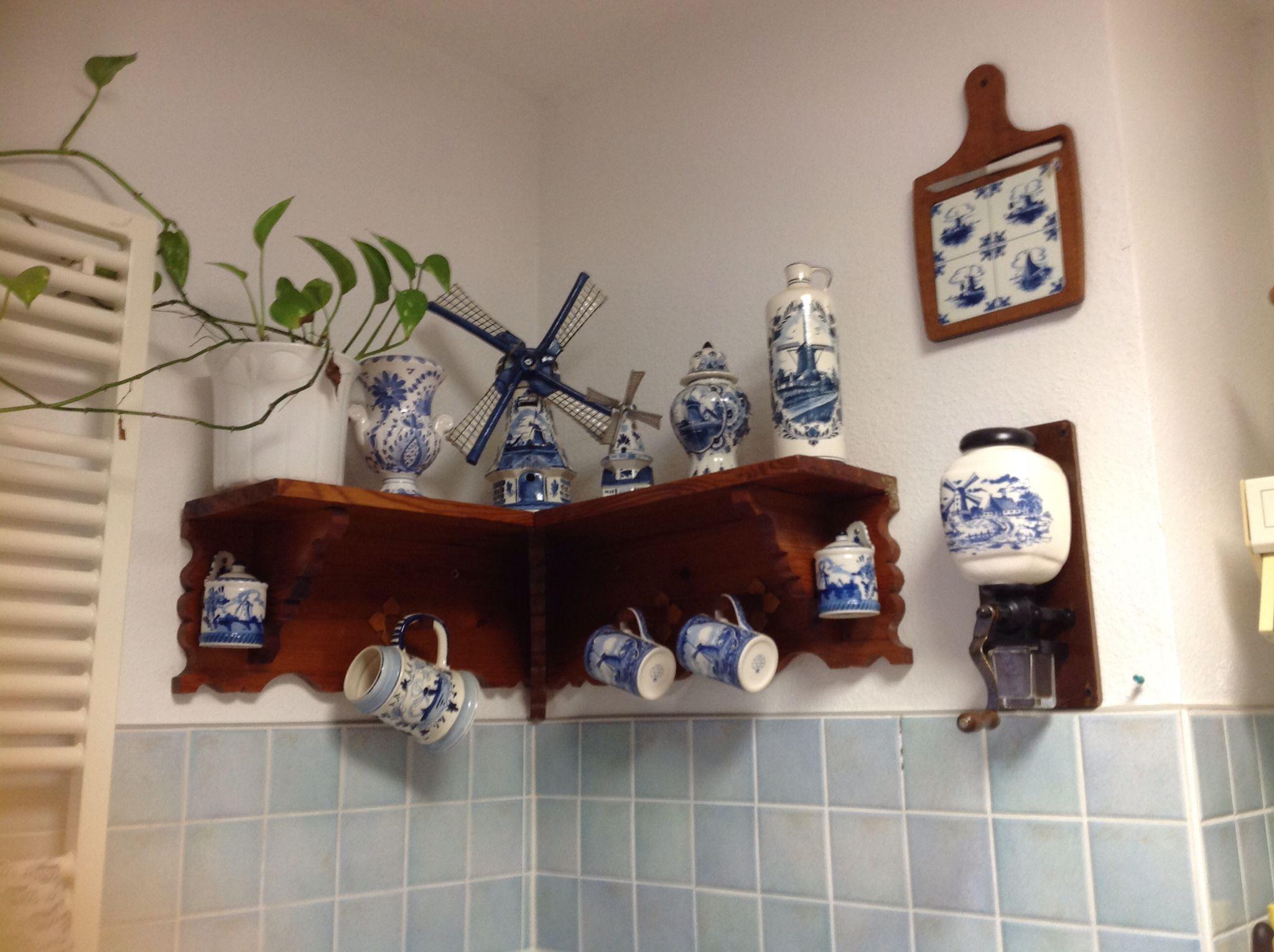 Eigene Delft Sammlung