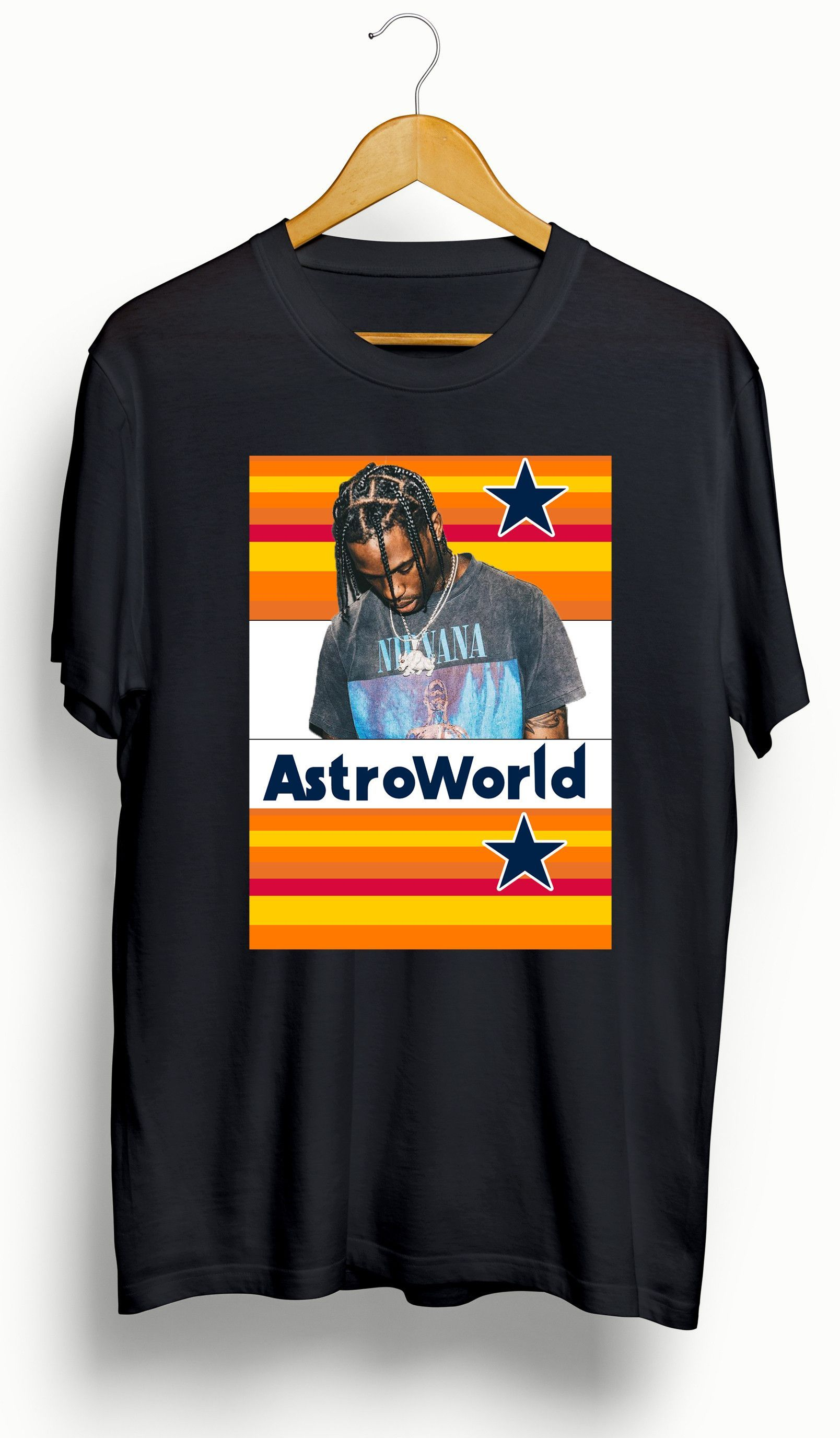 eaca0ec3967f6d Travis Scott Astroworld T-Shirt in 2019
