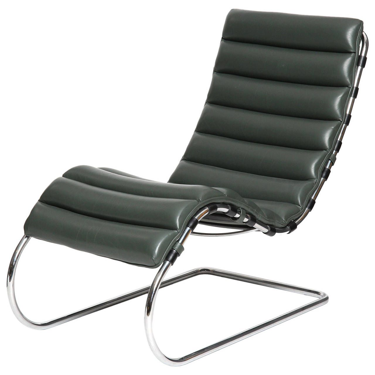 Lounge Chair by Ludwig Mies van der Rohe From a unique