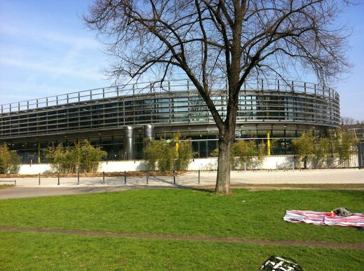 Lentpark in Köln, Nordrhein-Westfalen