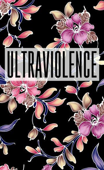 Lana Del Rey LDR Ultraviolence