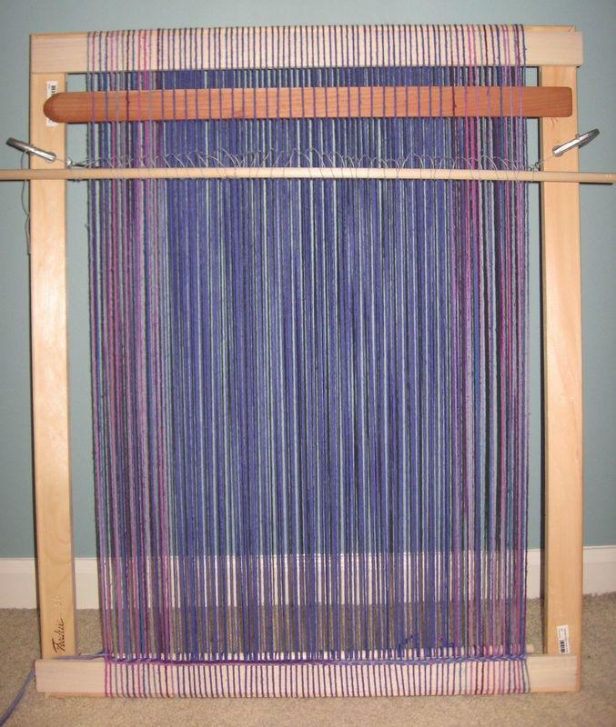 building a frame loom