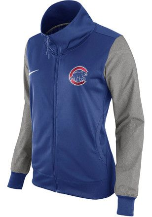 1bcd4f590 Chicago Cubs Knit Color Blend Scarf   MLB - Chicago Cubs   Nike ...