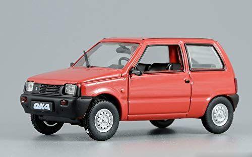 "model cars 1//43 Deagostini Auto Legends of USSR VAZ-1111 /""Oka/"" 1988."