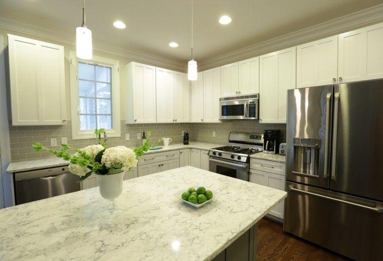 Proyecto cocina: 50 cocinas clásicas y modernas a la vez | Cocinas ...