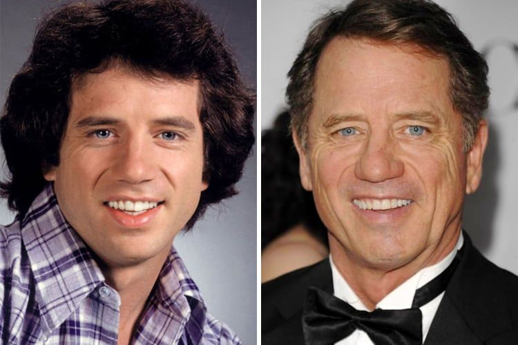Tom Wopat Then & Now!