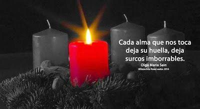 Paz y amor al Mundo de Olga Sain