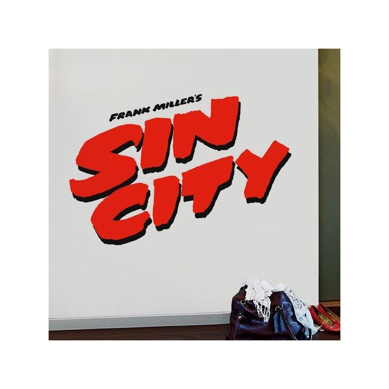 #Logo del #comic y #pelicula #Sin #City / Logo of comic and #movie #SinCity