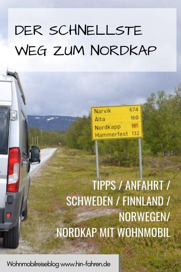 Photo of Der schnellste Weg zum Nordkap