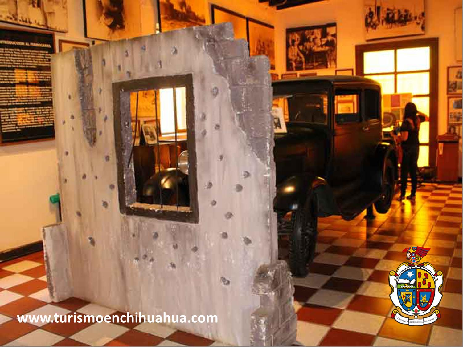 TURISMO EN CIUDAD JUÁREZ. El Museo Regional del Valle de Juárez cumple 56 años. Creado por el profesor Robles Flores, quién era director de la primaria, se dio cuenta del saqueo de las piezas naturales en el área por lo que organizó con los niños la recolección de objetos en la zona, mismos que ahora forman parte de este museo. Le invitamos a visitarlo en su próximo viaje a Chihuahua. #visitachihuahua