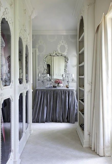 love these closets.