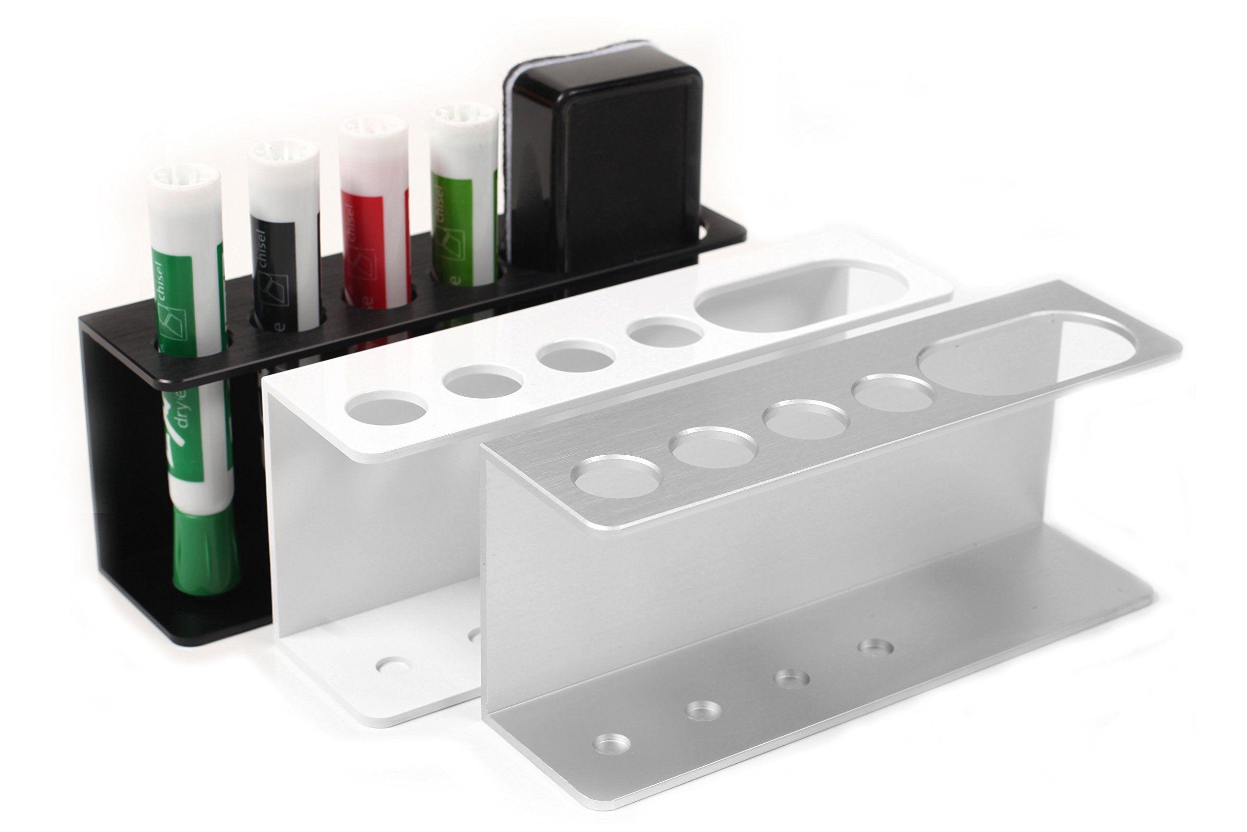 Amazon Com Dry Erase Whiteboard Marker Amp Eraser Holder