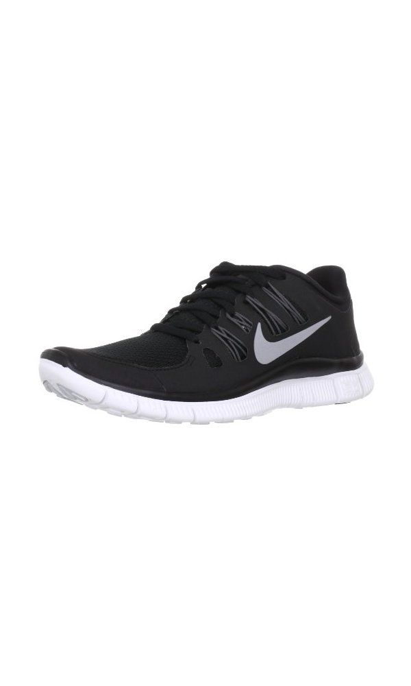 newest 93037 55b19 Nike Free 5.0 Sz 12 Womens Running Shoes Black New In Box