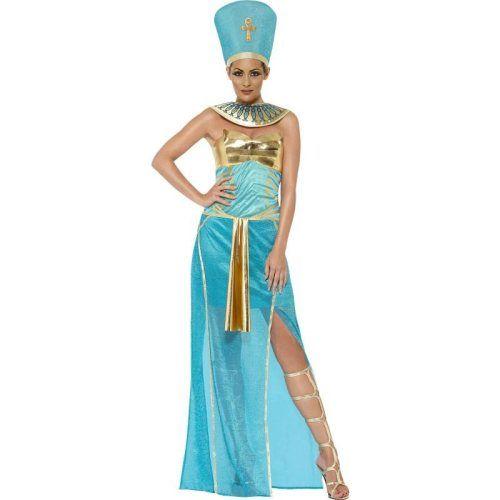 women's goddess nefertiti costume – $74.99 - egyptian goddess