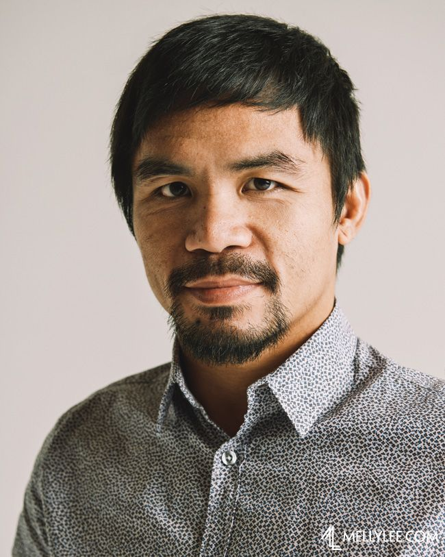 Manny Pacquiao by Melly Lee (mellylee.com) mannypacquiao
