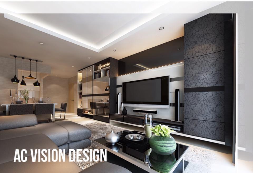 Hdb Bto 5 Room 3d Ideas Interior Design Institute Interior Design Interior Design Singapore