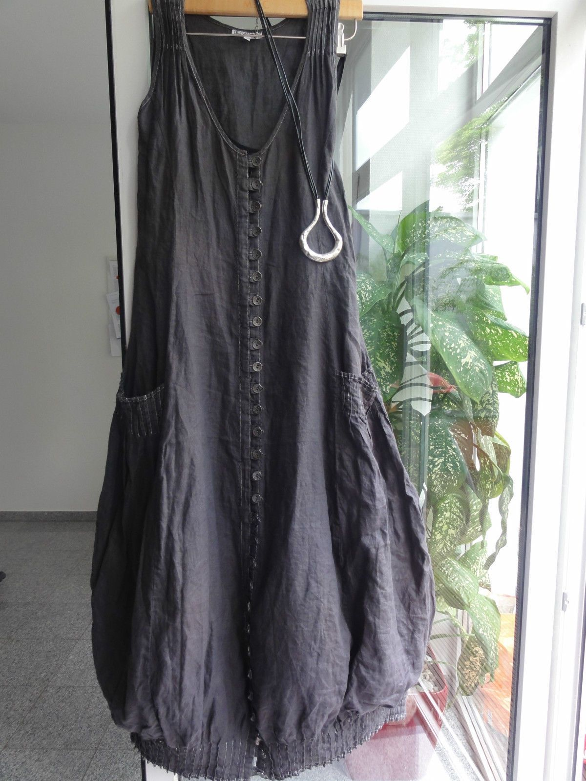 Kleid lang lagenlook