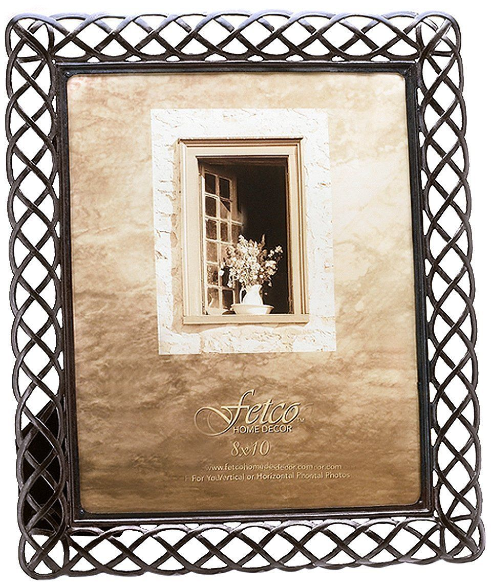 Fetco Home Décor 926480 Claremont Frame, Tuscan Bronze *** Learn ...