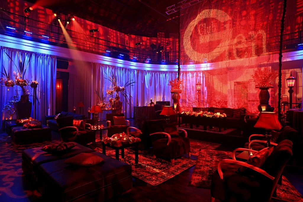 Club Glen Nightclub Create a Space of