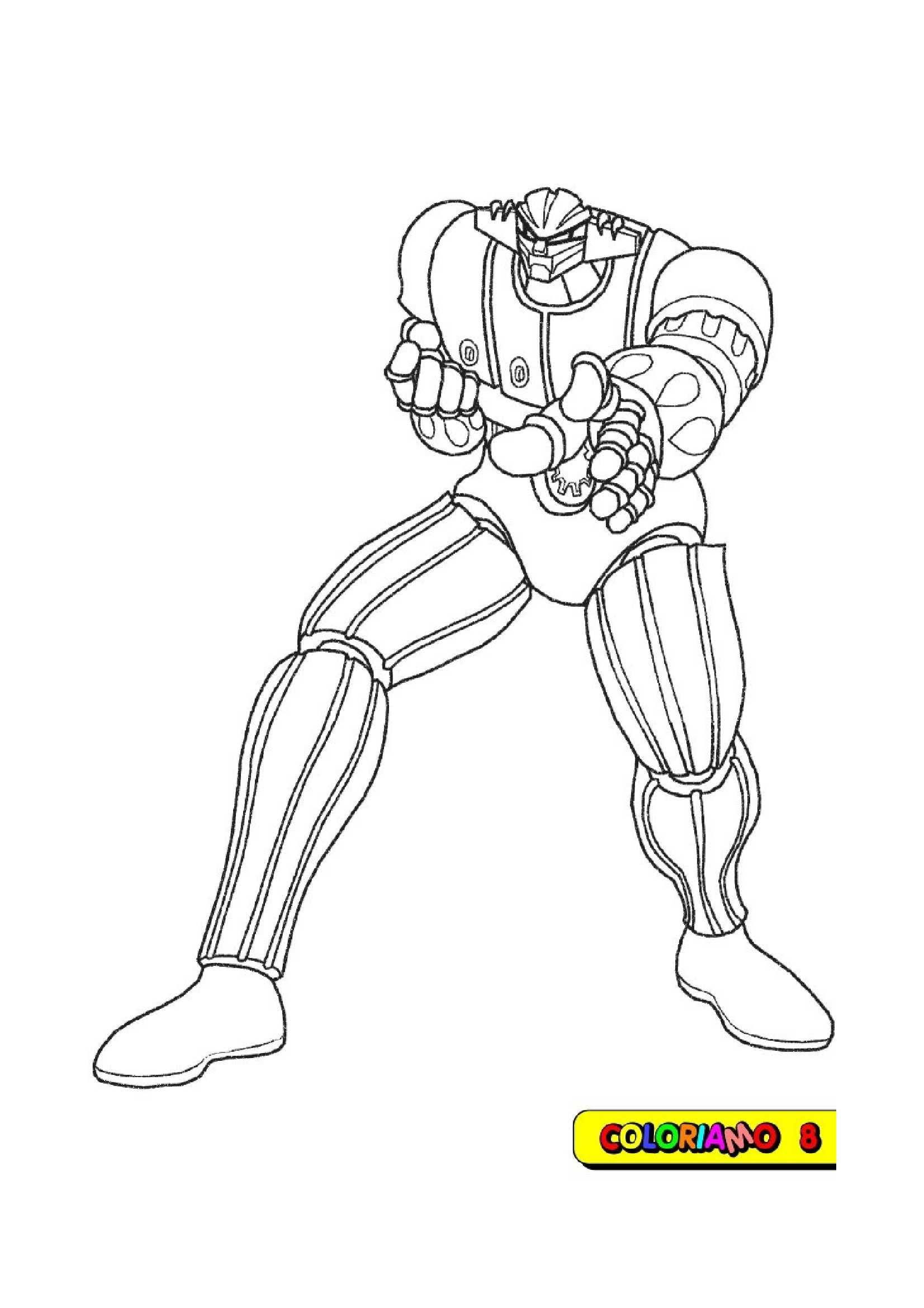 Coloriamo Robot Giapponesi 8 Jpg 1653 2339 Disegni Da Colorare Disegni Colori