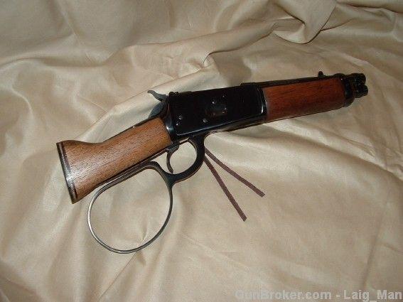 Steampunk Mare/'s Leg Rifle WScope