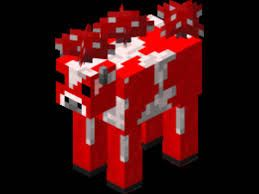 Image Result For Minecraft Mushroom Cow Minecraft Cow Red