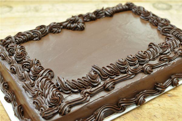 Chocolate Sheet Wedding Cake Bing Images Wedding Sheet Cakes