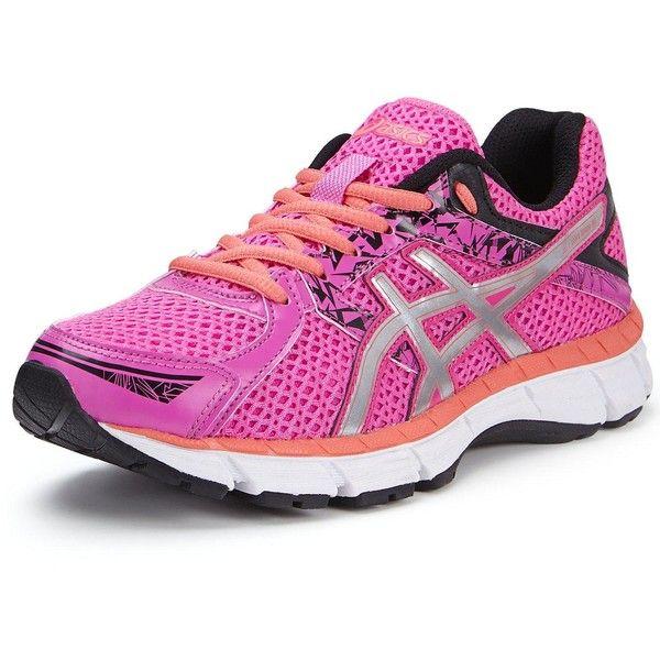 ASICS Gel Oberon Running Women's Shoe Size 8 White Blue