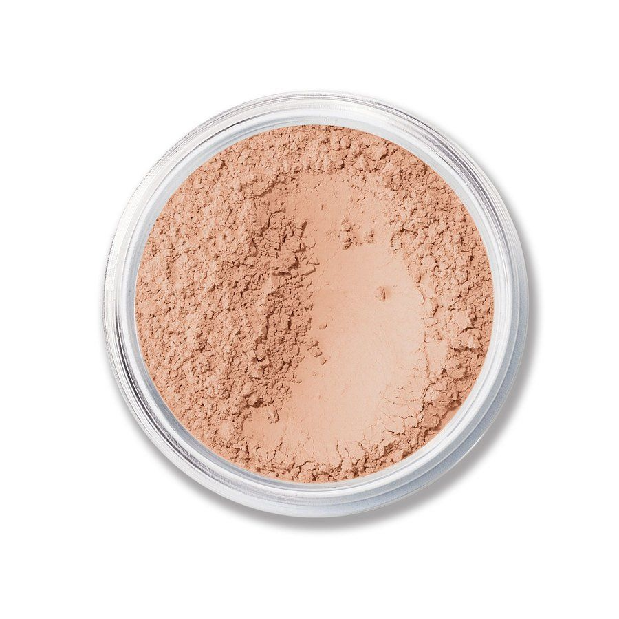 bare minerals pudder