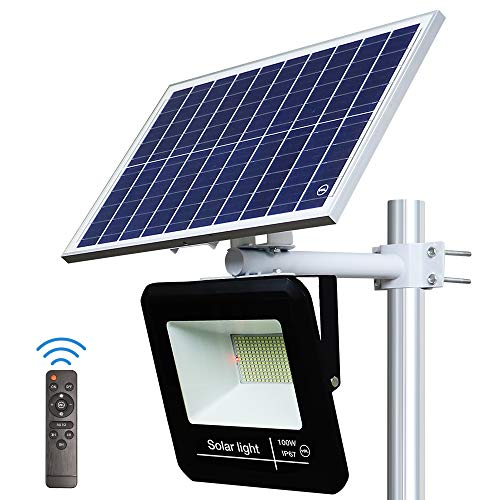 Every Evening There Is A Light That Automatically Lights Up For You To Illuminate The Yard Home The Road Garage Or Dec Solar Flood Lights Flood Lights Solar