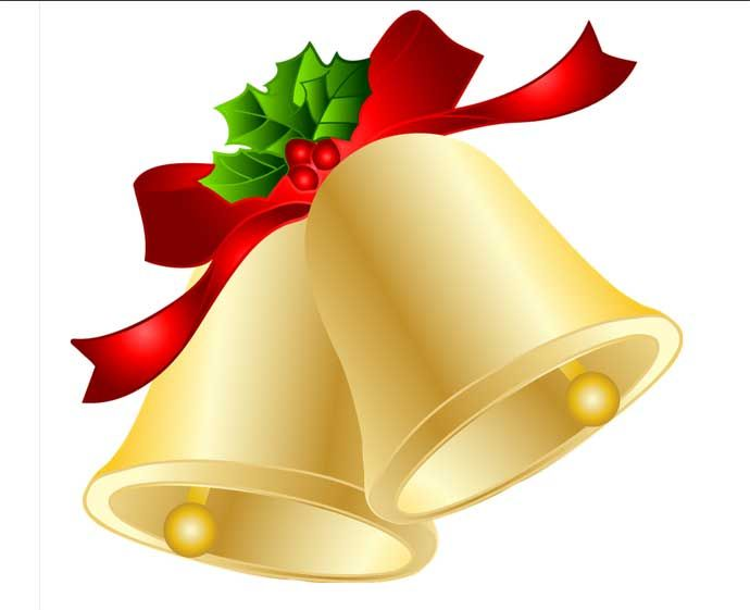 Christmas Bell Decorations Christmas Bells  Webby Dzine  Download Free Vector Graphic
