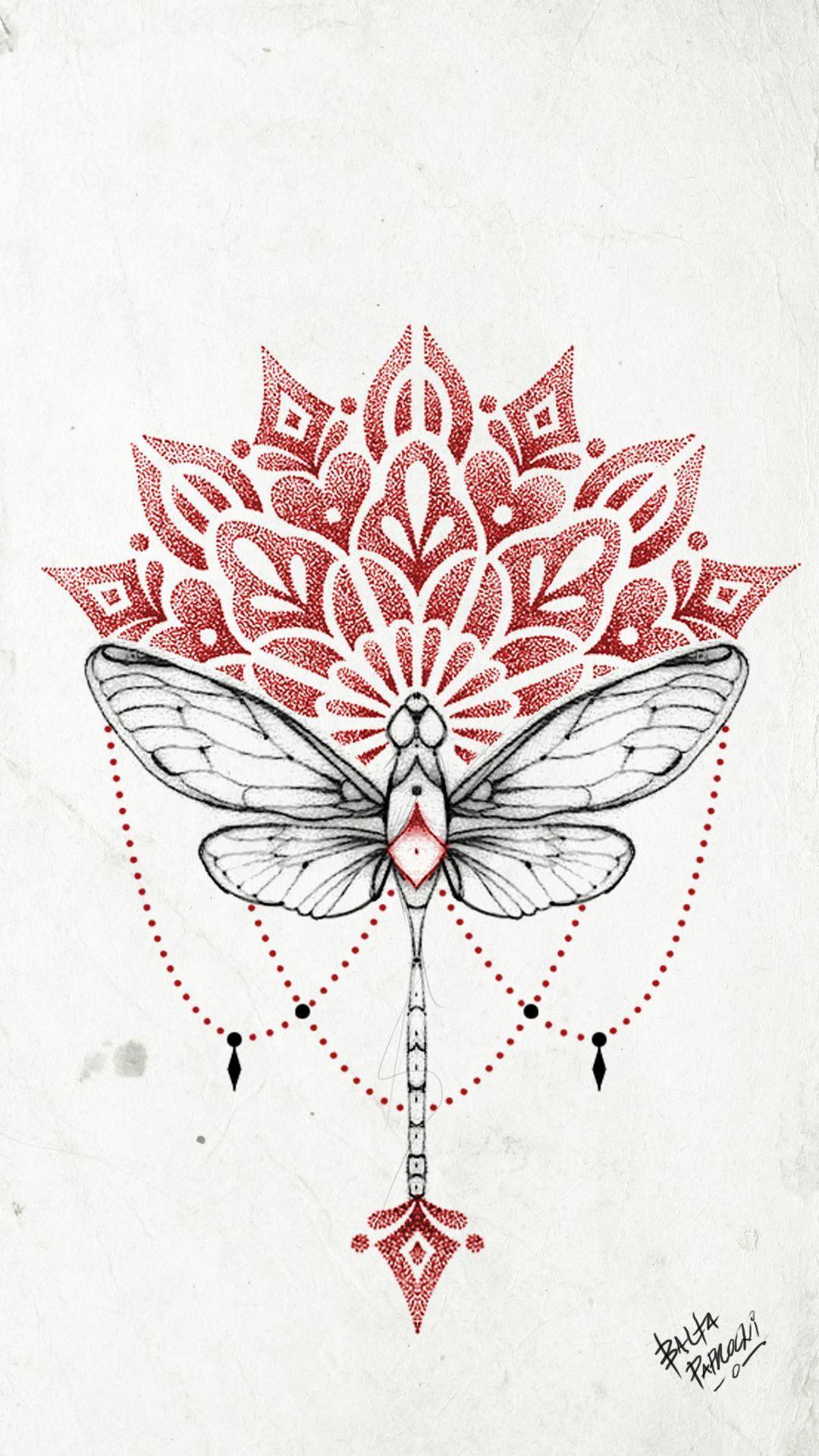 Dotwork Tattoo Mandala Mandalatattoo Mandala Tattoo Mandala Tattoo Design Geometric Tattoo Design